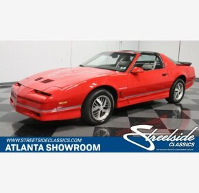 1986 Pontiac Firebird Trans Am Coupe for sale 101137271