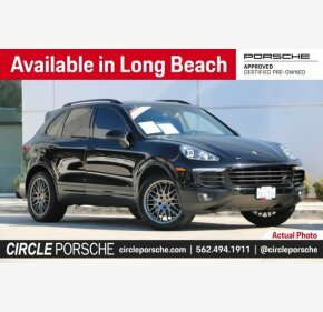 2017 Porsche Cayenne for sale 101137301