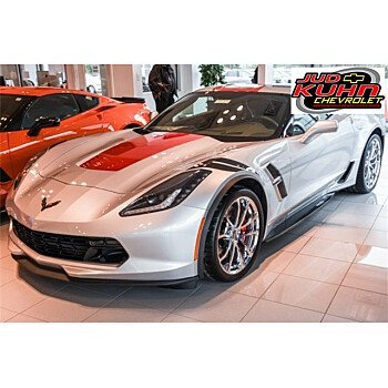 2019 Chevrolet Corvette Grand Sport Coupe for sale 101137314