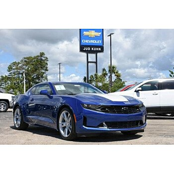 2019 Chevrolet Camaro LT Coupe for sale 101137315