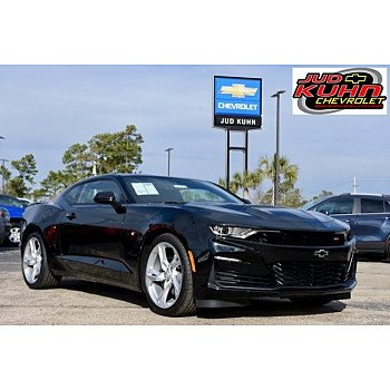 2019 Chevrolet Camaro SS Coupe for sale 101137316