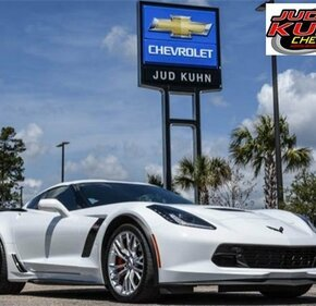 2017 Chevrolet Corvette Z06 Coupe for sale 101137320