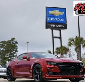 2019 Chevrolet Camaro SS Coupe for sale 101137325