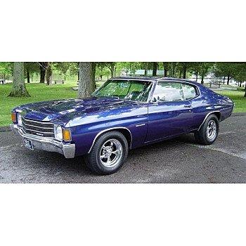 1972 Chevrolet Chevelle for sale 101137327