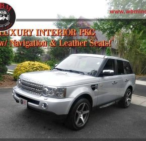 2008 Land Rover Range Rover Sport HSE for sale 101137335