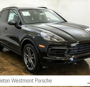 2019 Porsche Cayenne for sale 101137358