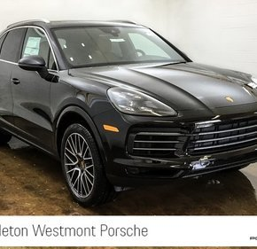 2019 Porsche Cayenne for sale 101137365