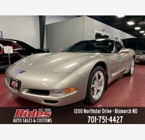 2000 Chevrolet Corvette Coupe for sale 101137388