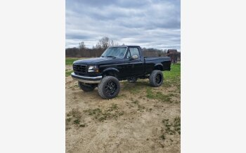 1995 Ford F150 4x4 Regular Cab for sale 101137455