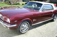 1966 Ford Mustang Convertible for sale 101137468