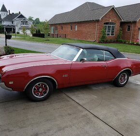 1969 Oldsmobile 442 for sale 101137471