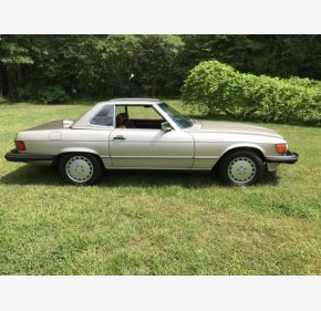 1987 Mercedes-Benz 560SL for sale 101137472