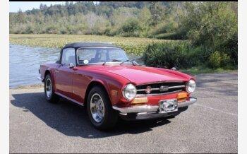 1974 Triumph TR6 for sale 101137487