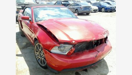 2010 Ford Mustang GT Convertible for sale 101137601