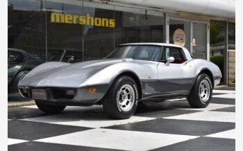 1978 Chevrolet Corvette for sale 101137921