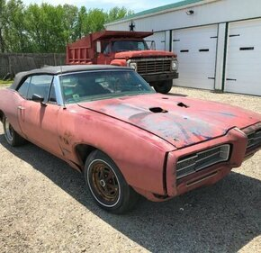 1968 Pontiac GTO for sale 101137925