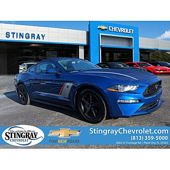 2018 Ford Mustang Coupe for sale 101137930