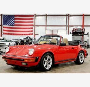 1984 Porsche 911 Carrera Cabriolet for sale 101137931