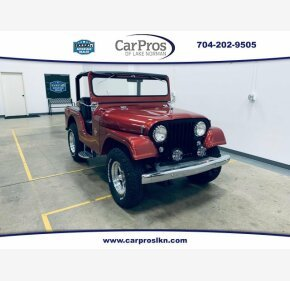 1963 Jeep CJ-5 for sale 101137948