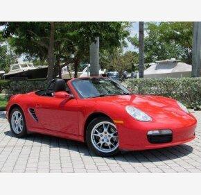 2006 Porsche Boxster for sale 101137958