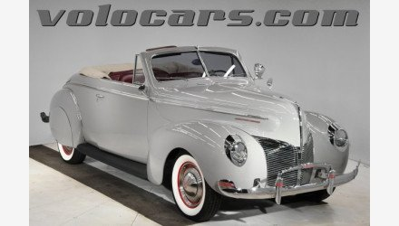 1940 Mercury Other Mercury Models for sale 101137959