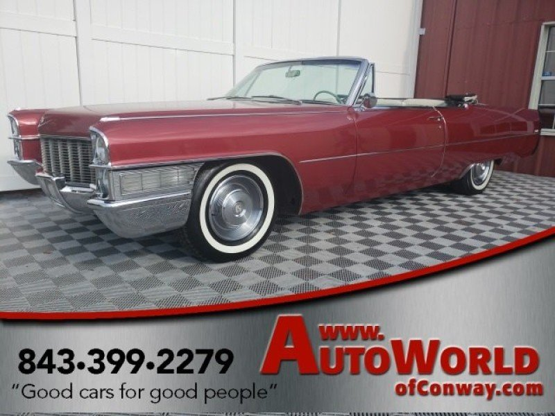 Brilliant 1965 Cadillac De Ville Classics For Sale Classics On Autotrader Wiring Digital Resources Antuskbiperorg