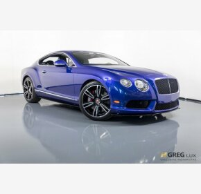 2015 Bentley Continental GT V8 S Coupe for sale 101137976