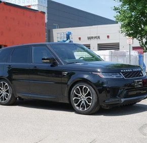 2019 Land Rover Range Rover Sport HSE for sale 101137989