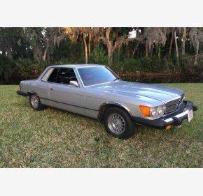 1975 Mercedes-Benz 450SLC for sale 101138000