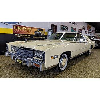 1978 Cadillac Eldorado for sale 101138009