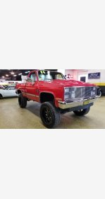 1984 Chevrolet C/K Truck 4x4 Regular Cab 1500 for sale 101138013
