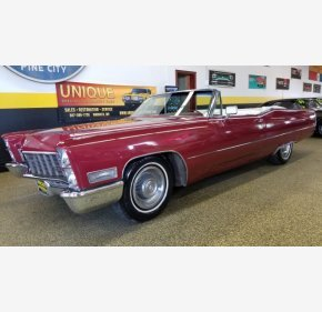 1968 Cadillac De Ville for sale 101138014