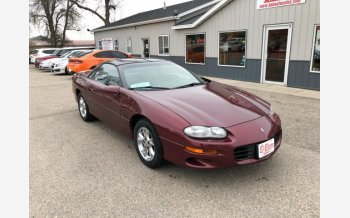 2002 Chevrolet Camaro Z28 Coupe for sale 101138018