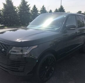 2019 Land Rover Range Rover Supercharged for sale 101138031