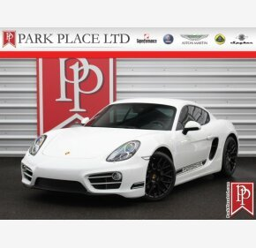 2014 Porsche Cayman for sale 101138036