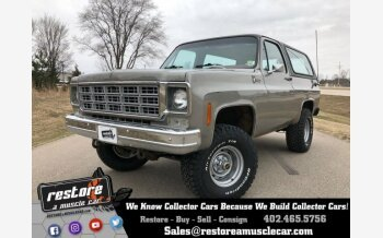1977 Chevrolet Blazer for sale 101138044