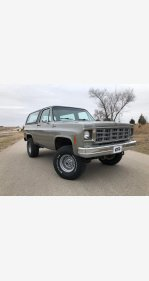 1977 Chevrolet Blazer for sale 101138044