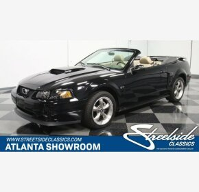 2003 Ford Mustang GT Convertible for sale 101138053