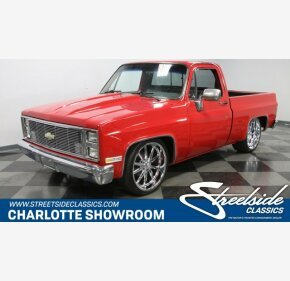 1985 Chevrolet C/K Truck for sale 101138060