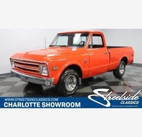 1968 Chevrolet C/K Truck for sale 101138064