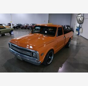 1970 Chevrolet C/K Truck for sale 101138075