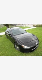 2014 Maserati Ghibli for sale 101138086