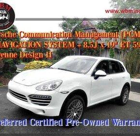 2014 Porsche Cayenne for sale 101138087