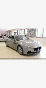 2015 Maserati Ghibli S Q4 for sale 101138090