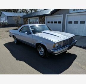 1978 Chevrolet El Camino for sale 101138096