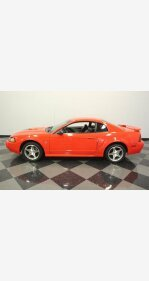 1999 Ford Mustang for sale 101138107