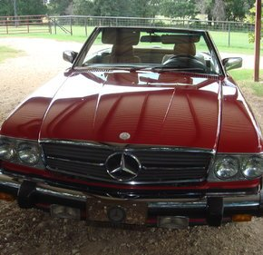1986 Mercedes-Benz 560SL for sale 101138118