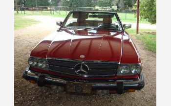 1986 Mercedes-Benz 560SL for sale 101138118