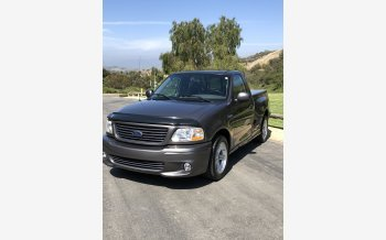 2004 Ford F150 2WD Regular Cab Lightning for sale 101138150