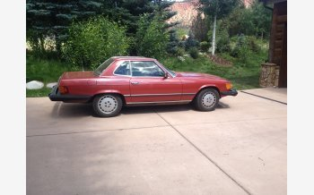 1978 Mercedes-Benz 450SL for sale 101138159